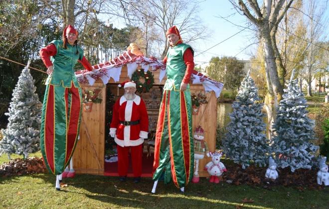 Natal é assinalado dias 6 e 7 de dezembro no Parque Central em Vila Nova de Santo André