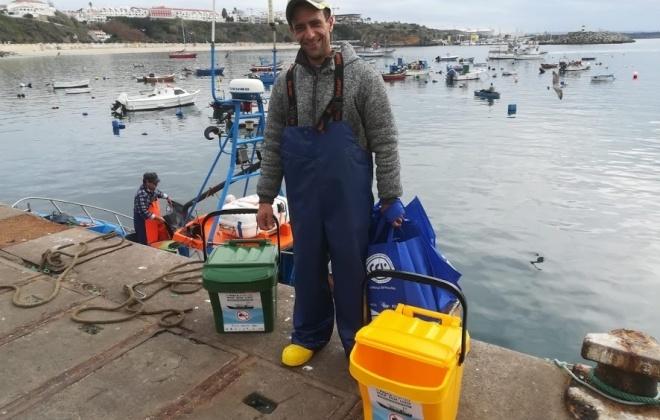 """A Pesca por um Mar sem Lixo"""" arranca em Sines"""