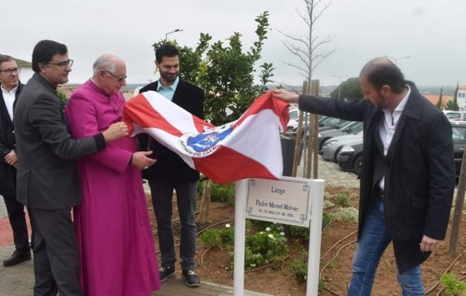 Santo André homenageou o Padre Manuel Malvar