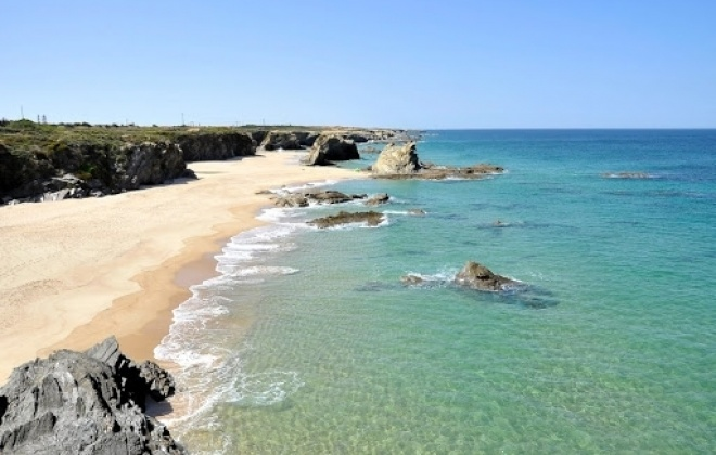 Praias do Alentejo com capacidade para receber 43.690 pessoas