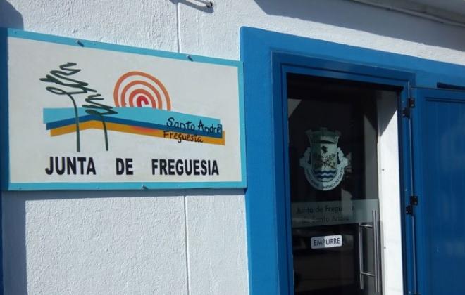 Junta Freguesia de Santo André fecha portas mas assegura serviços mínimos