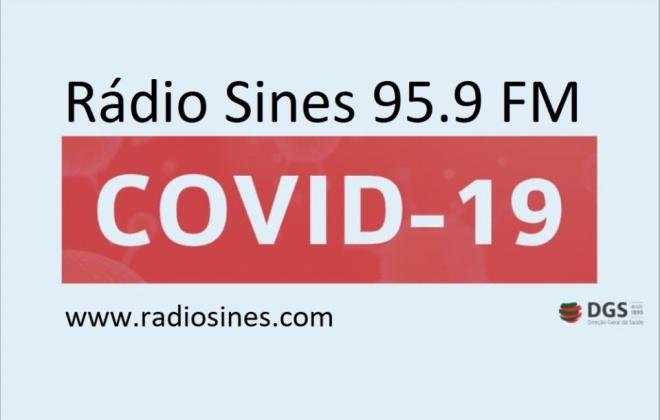 Alentejo com 185 casos positivos de COVID-19