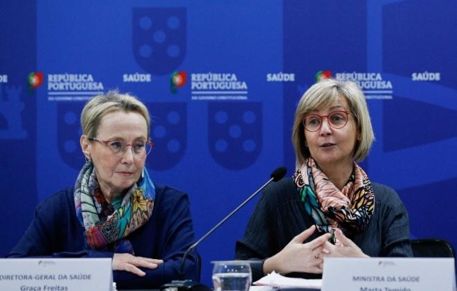 Covid-19: Portugal tem taxa de ocupação dos cuidados intensivos de 54%