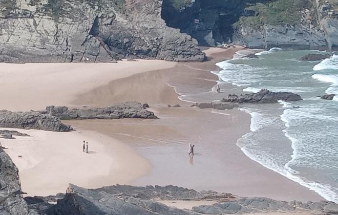 GNR retira populares das praias do Litoral Alentejano
