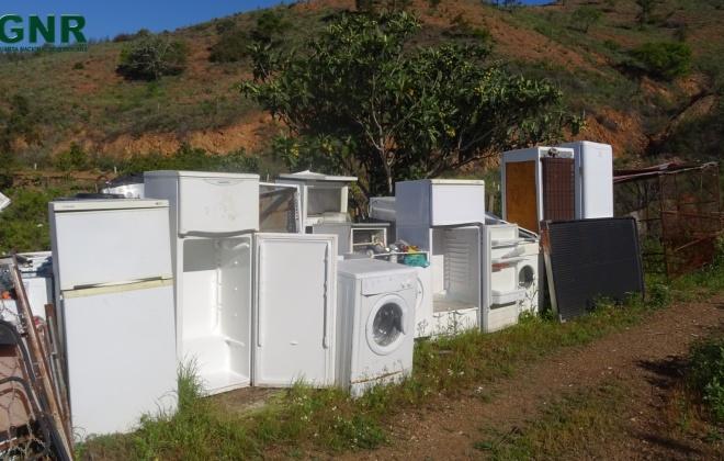 Detetadas 15 infrações em empresas de gestão de resíduos em Ourique