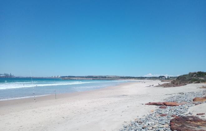 Autoridade Marítima vai fazer ações de sensibilização nas praias no fim de semana