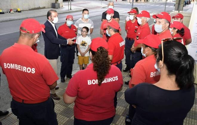 Comissão administrativa da Associação dos Bombeiros Mistos de Santiago do Cacém demite-se