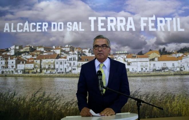 Vítor Proença quer reunião urgente com Águas Públicas do Alentejo