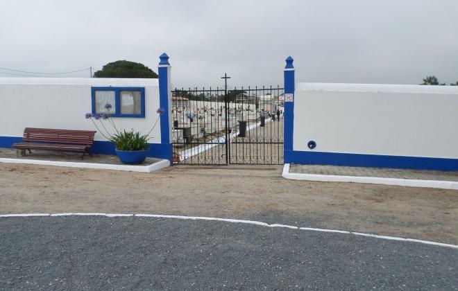 Junta de Santo André investe no cemitério e melhora condições para exumações