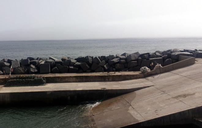 Está concluída a obra de requalificação do Portinho de Arrifana em Aljezur