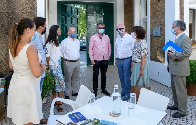 Secretária de Estado do Turismo visitou o concelho de Odemira