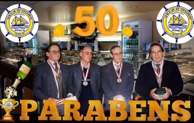 Pastelaria Vela D`Ouro comemora hoje 50 anos