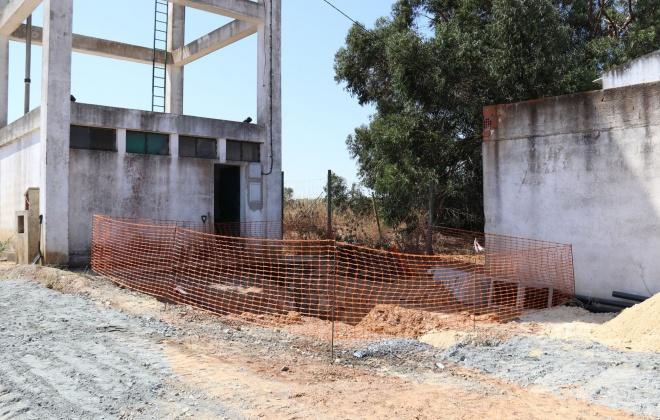 Ferreira do Alentejo reforça abastecimento de água a Gasparões