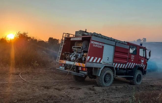 Terminou ontem, o período de maior empenhamento operacional dos meios do Dispositivo Especial de Combate a Incêndios Rurais