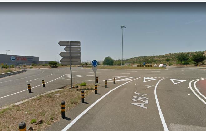 Despiste de motociclo provoca ferido ligeiro em Sines