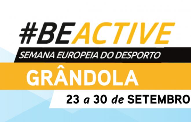 Semana Europeia do Desporto arrancou ontem em Grândola