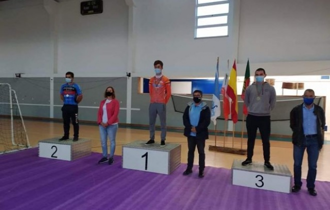 João Faustino sagrou-se Campeonato Nacional de Sprint 2020 OriBtt