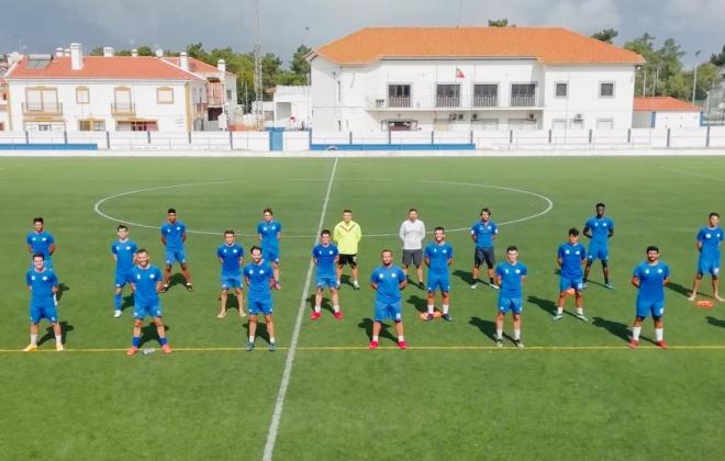 Taça de Portugal leva o Praia de Milfontes a Aljustrel este domingo às 15 horas