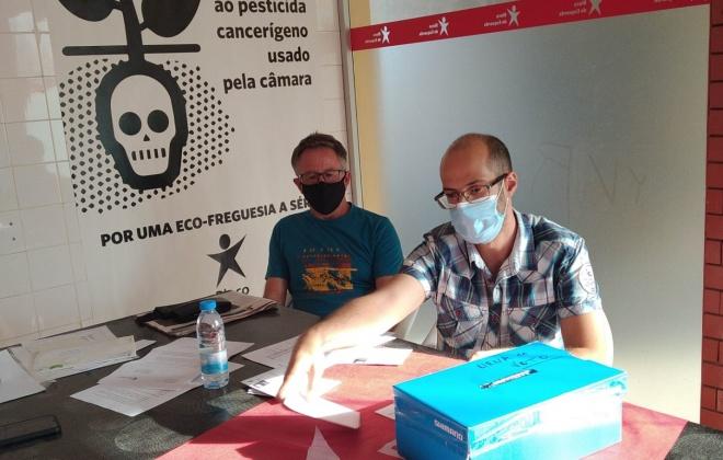 Bloco de Esquerda de Santiago do Cacém elegeu ontem a comissão coordenadora concelhia