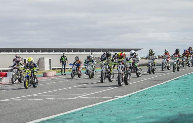 Pilotos de Santo André em destaque no Kartódromo Internacional do Algarve