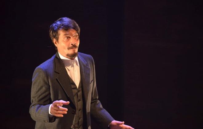 """A peça """"Se isto é um homem"""" foi exibida em Vila Nova de Santo André"""
