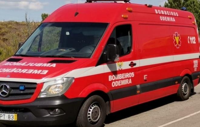 Despiste de ciclomotor provoca um morto em São Teotónio