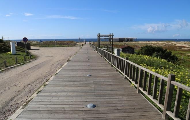 Grândola vai avançar com a construção de um novo passadiço de acesso à Praia de Melides