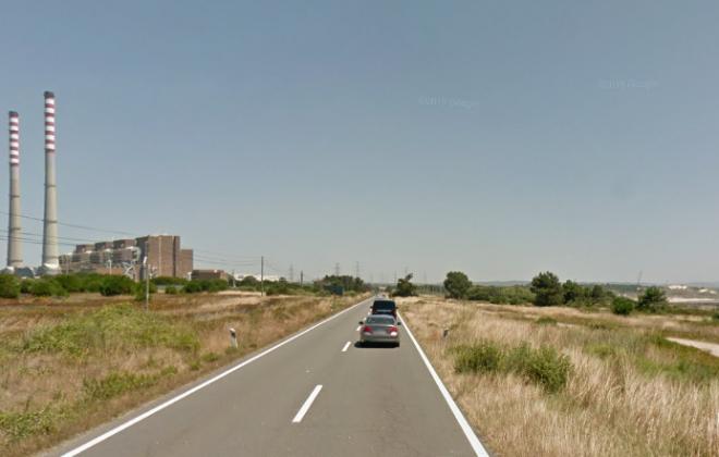 Infraestruturas de Portugal beneficia troço da EN 120-1 em Sines