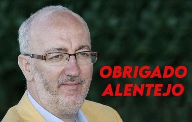 Ceia da Silva foi eleito presidente da CCDR Alentejo