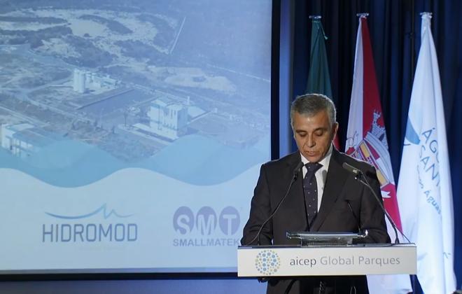 Águas de Santo André tem previsto investir 30 milhões de euros em novos projetos