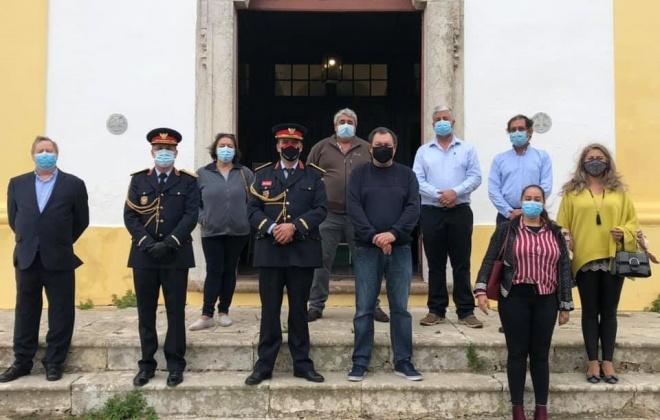 Associação dos Bombeiros Mistos de Santiago do Cacém comemorou 107 anos