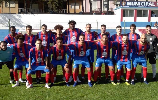 União de Santiago perdeu esta manhã no Barreiro por 2-0