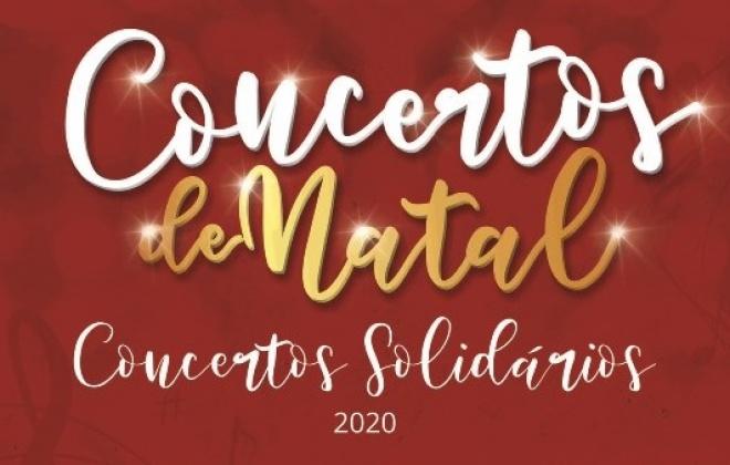 Vila Nova de Santo André e Santiago do Cacém recebem Concertos de Natal - Solidários