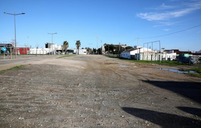 Câmara de Grândola requalifica zona envolvente ao Bairro da Esperança, Parque de Feiras e Parque Desportivo
