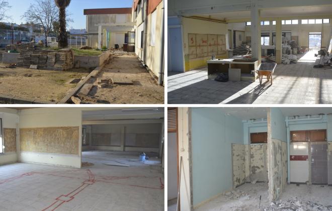 Obras em escola de Vila Nova de Santo André já começaram