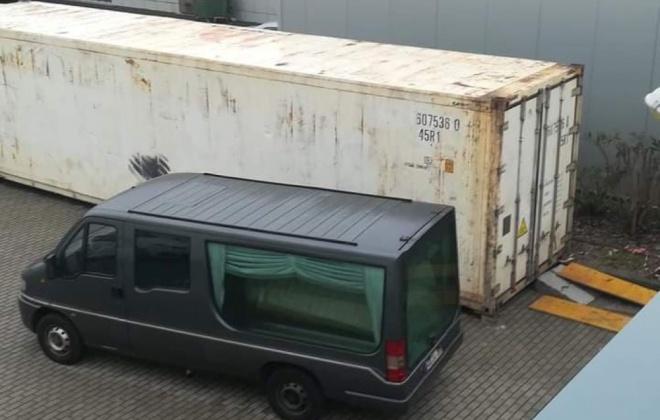 Hospital do Litoral Alentejano instala contentor para reforçar a capacidade da morgue