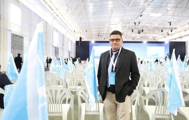 Luís Rodrigues é o novo presidente da concelhia de Sines do CDS-PP