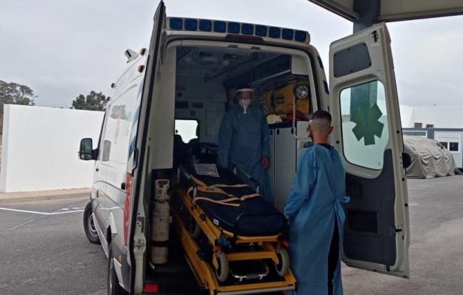 MAI reforça resposta à pandemia da Covid-19 com 496 equipas especializadas nos bombeiros voluntários