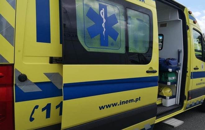 Incêndio em prédio deixa dez pessoas desalojadas em Alcácer do Sal