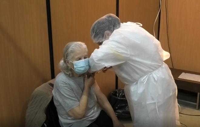No Litoral Alentejano já começou a segunda-fase da vacinação contra a Covid-19.