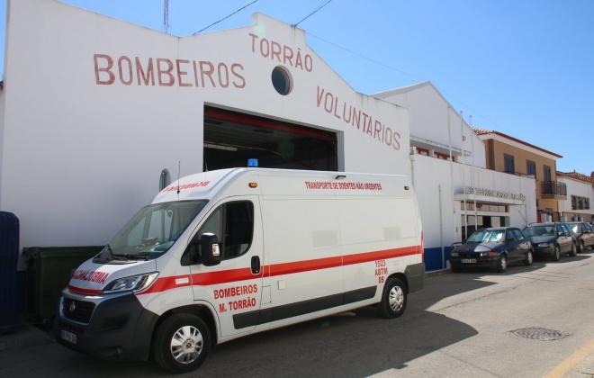 Covid-19: Quartel dos Bombeiros Mistos do Torrão reabriu hoje