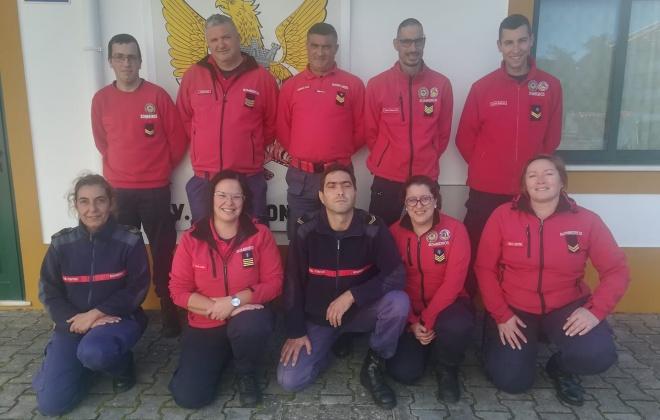 Bombeiros de Vila Nova de Milfontes comemoram hoje 14 anos