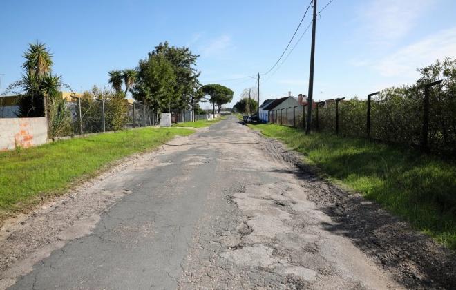 Grândola avança com a requalificação da estrada entre a Aldeia da Justa e Cadoços
