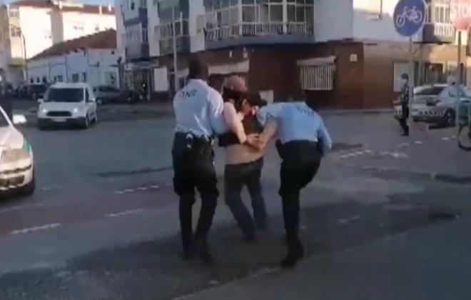 Homem detido em Sines por desobediência