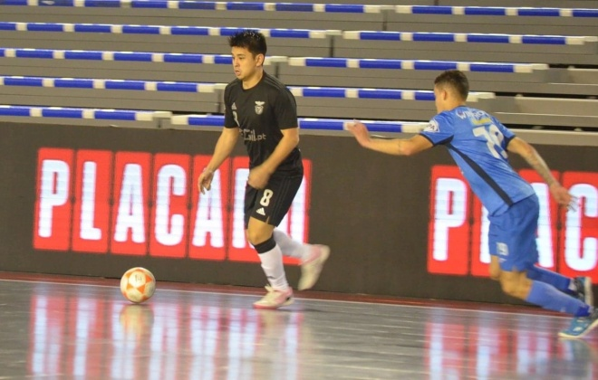 Sporting e Benfica disputam final da Taça da Liga de futsal em Sines