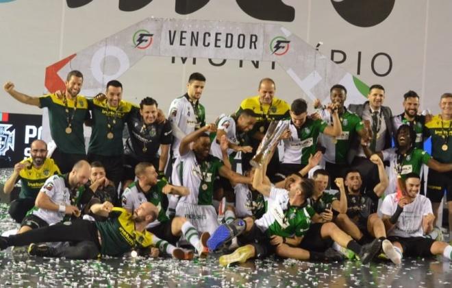 Sporting vence Benfica e conquista Taça da Liga de Futsal em Sines