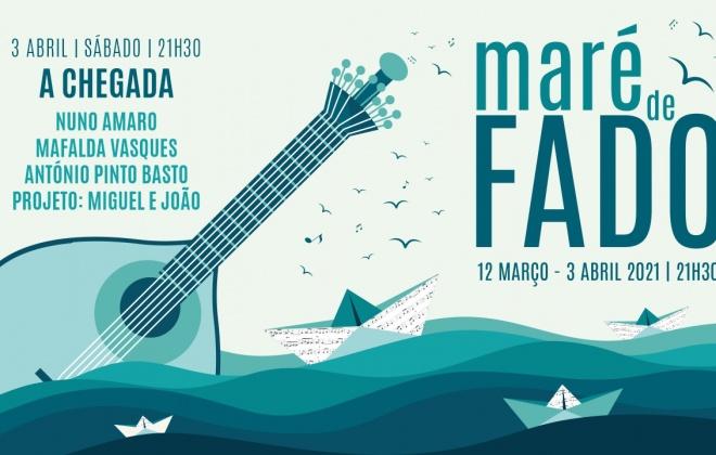 """Termina este sábado a mostra """"Maré de Fado"""" 2021"""