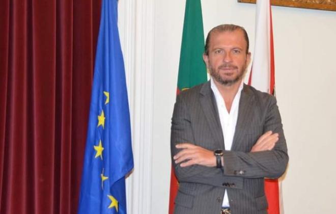 Álvaro Beijinha assumiu o cargo de Vogal não Executivo da Águas Públicas do Alentejo