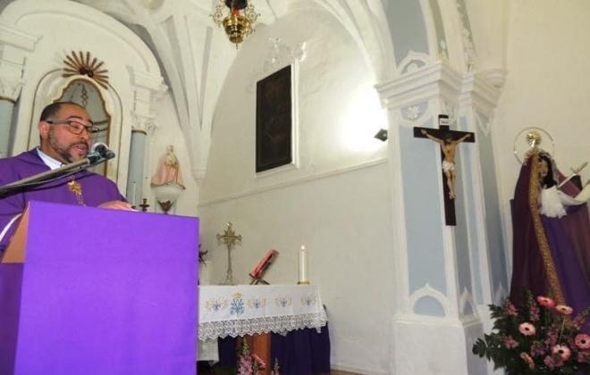 Faleceu Adriano da Mata pároco de Saboia, Santa Clara, Luzianes e Pereiras