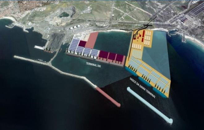"""Concurso para novo terminal do Porto de Sines encerra """"sem propostas"""""""